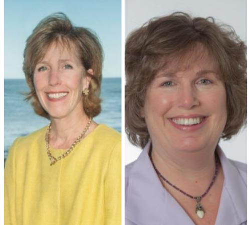 Anne Saer Driscoll and Kelly Martin